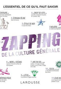 Livres Couvertures de Le Zapping de la Culture Générale