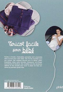 Livres Couvertures de Tricot facile pour bébé