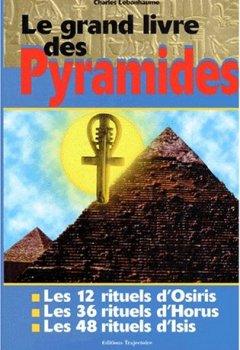 Livres Couvertures de Le grand livre des pyramides