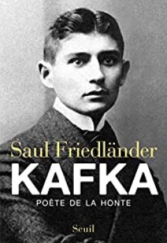 Livres Couvertures de Kafka. Poète de la honte