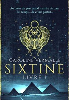 Livres Couvertures de Sixtine - Livre I