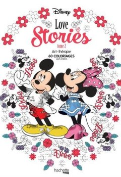 Livres Couvertures de Disney Love stories tome 2