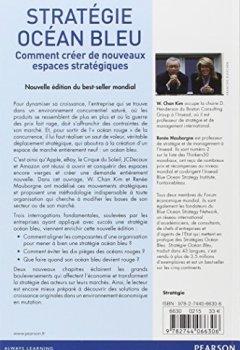 Livres Couvertures de Strategie Océan Bleu : Comment créer de nouveaux espaces stratégiques