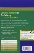 Livres Couvertures de Common Mistakes at Proficiency...and How to Avoid Them
