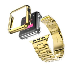 Apple-Watch-Band-Biaoge-Ultra-Slim-Stainless-Steel-Grand-Series-Slimfit-Steel-Watchband-Match-with-Plated-Apple-Watch-Case-for-Apple-Watch