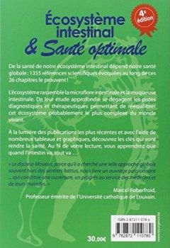 Livres Couvertures de Écosystème intestinal et santé optimale