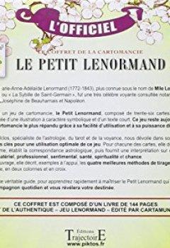 Livres Couvertures de Le coffret du Petit Lenormand - Livre + Jeu