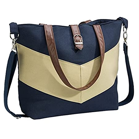Urban Mom, Stylish Diaper Bag, Tote Style, Chevron Stripe The New Urban Mom Chevron Stripe Tote Diaper Bag is designed to be practical yet stylish for the modern mom. Finally a designer diaper bag any mom would be proud to show off ! With a good ...
