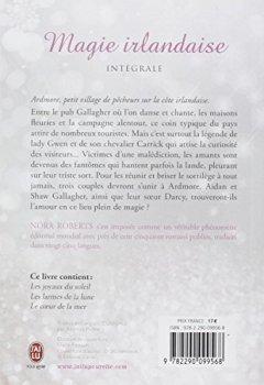 Livres Couvertures de Magie irlandaise, Intégrale :