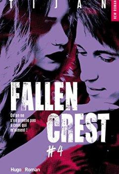 Livres Couvertures de Fallen crest - tome 4