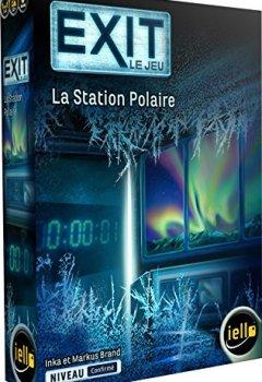Livres Couvertures de iello Exit : la Station Polaire, 51491