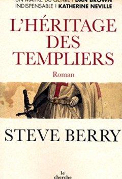 Livres Couvertures de L'Héritage des Templiers