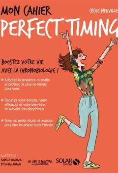 Livres Couvertures de Mon cahier Perfect timing