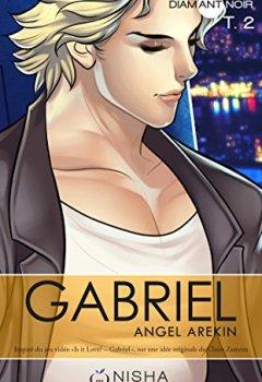 Livres Couvertures de Gabriel - tome 2