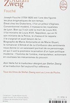 Telecharger Fouché de Stefan Zweig