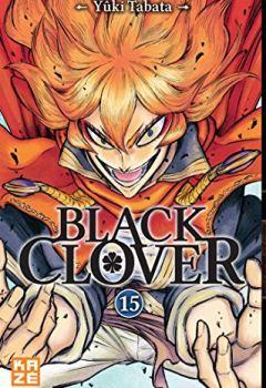 Livres Couvertures de Black Clover T15