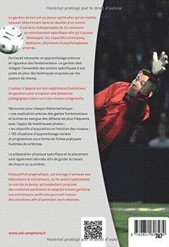 Livres Couvertures de Football - Preparation et Entrainement du Gardien de But