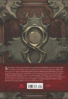 Livres Couvertures de DIABLO III: BOOK OF CAIN