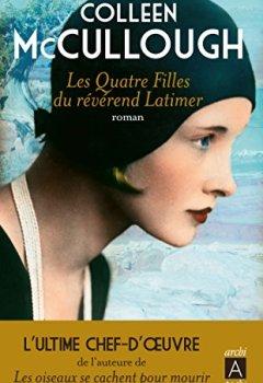 Livres Couvertures de Les quatre filles du révérend Latimer