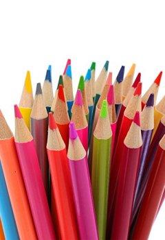 Livres Couvertures de Newdoer 160ultime de crayons de couleur, la meilleure Crayons de couleur pour artistes, bande dessinée, Illustration, design d'intérieur, étudiant, l'art et les amateurs de coloriage pour adultes comme cadeau de Noël