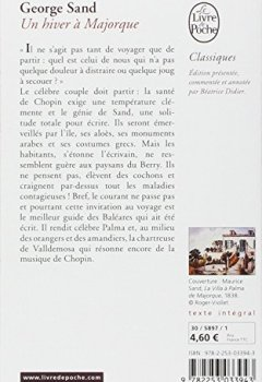 Livres Couvertures de Un hiver à Majorque