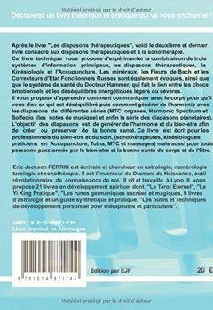 Livres Couvertures de Diapasons, Kinesiologie et Acupuncture Traditionnelle Chinoise