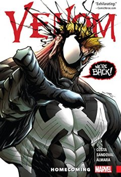 Livres Couvertures de Venom Vol. 1: Homecoming