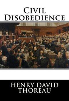 Livres Couvertures de Civil Disobedience