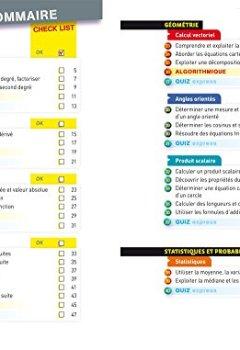 Livres Couvertures de Fiches bac Maths 1re S: fiches de révision Première S