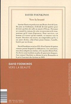Livres Couvertures de Vers la beauté
