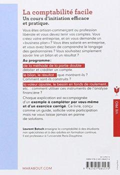 Livres Couvertures de La comptabilité facile: Explications, exemples et exercices