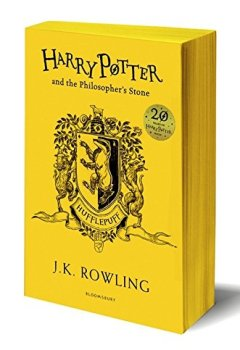 Livres Couvertures de Harry Potter and the Philosopher's Stone - Hufflepuff Edition