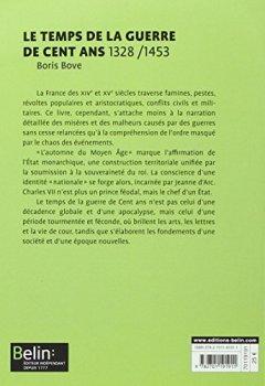 Livres Couvertures de Le temps de la Guerre de Cent Ans 1328-1453 - Format compact