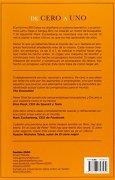 Livres Couvertures de De cero a uno: Cómo inventar el futuro