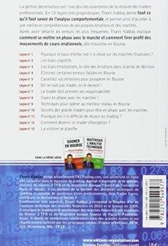 Livres Couvertures de Gérer vos émotions en bourse avec Thami Kabbaj : 13 leçons pour investir comme un professionnel