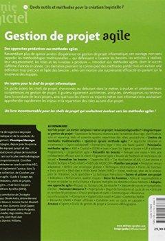 Livres Couvertures de Gestion de projet agile, avec Scrum, Lean, Extreme Programming...