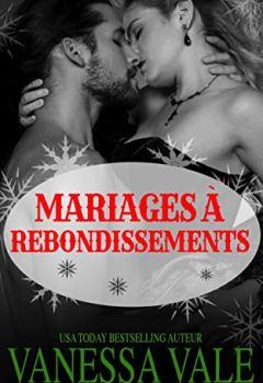 Livres Couvertures de Mariages à rebondissements