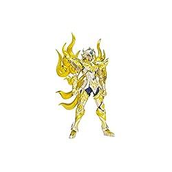 聖闘士聖衣神話EX レオアイオリア(神聖衣) (初回特典付) 約180mm PVC&ABS&ダイキャスト製 塗装済み可動フィギュア