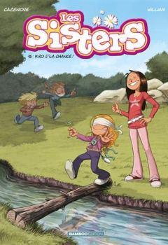 Livres Couvertures de Les Sisters - Tome 13 - Kro d'la chance