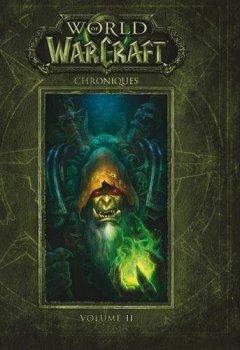 Livres Couvertures de World of Warcraft : Chroniques volume 2