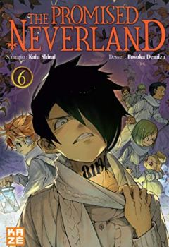 Livres Couvertures de The Promised Neverland T06