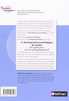 Le développement psychologique de l'enfant de Indie Author