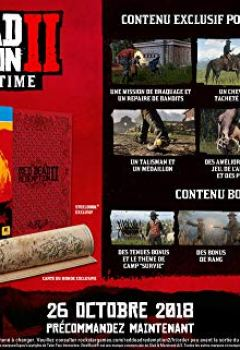 Livres Couvertures de Red Dead Redemption 2 Ultimate Edition Ps4