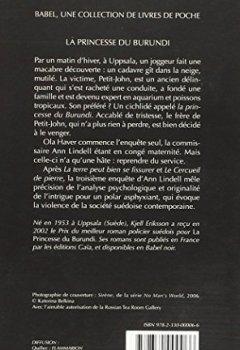 Livres Couvertures de La princesse du Burundi