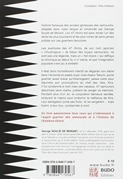 Livres Couvertures de Les 47 Ronin