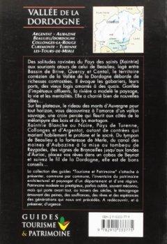 Livres Couvertures de Corrèze,Vallée de la Dordogne