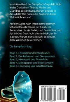 Abdeckungen Nixengold und Finsterblau: Die Sumpfloch-Saga