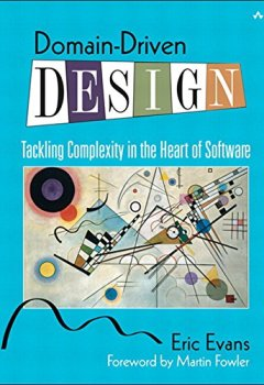 Livres Couvertures de Domain-Driven Design: Tackling Complexity in the Heart of Software