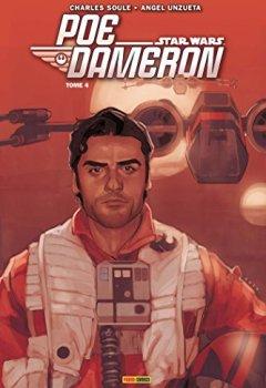 Livres Couvertures de Star Wars : Poe Dameron T04