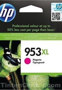 Livres Couvertures de HP 953XL Cartouche Magenta Authentique Grande Capacité (F6U17AE)